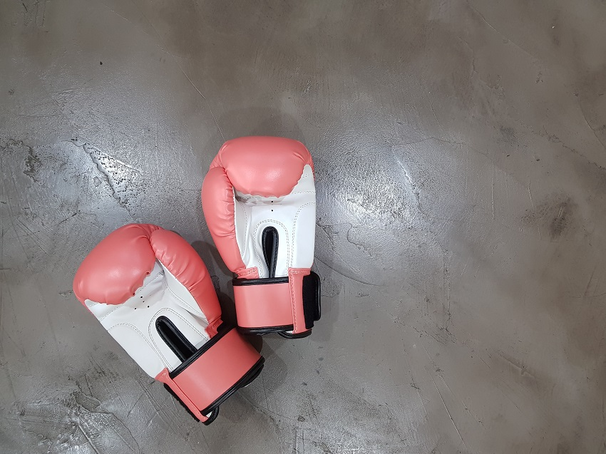 Boxing gloves, resilience